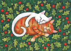 Sleeping Cats Mini