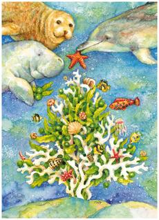 Christmas Coral