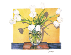Tulips in Vase (Mother's Day)