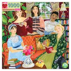 Jane Austen's Book Club Puzzle - 1000pc