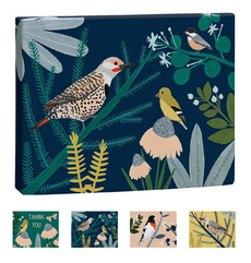 Chicago School Birds Notecard Set
