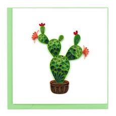 Cactus Quilling Card
