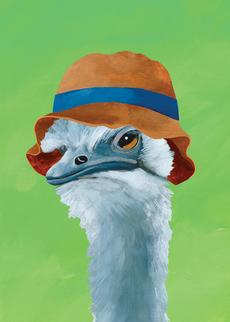 Ostrich Mini