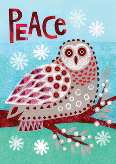 Peace Owl