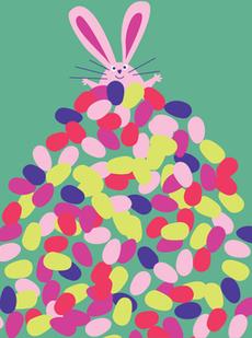 Jelly Bean Bunny