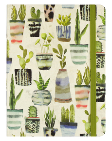 Houseplants Medium Hardcover Journal