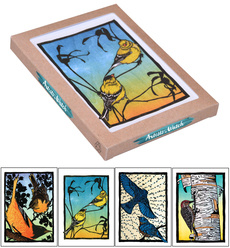 Bird Assorted Boxed Notes