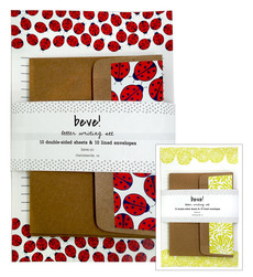 Spring Letter Writing Sets