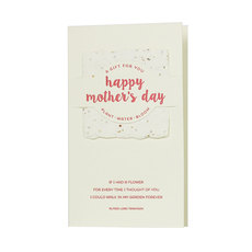 Mother's Day Wildflower Mix Card