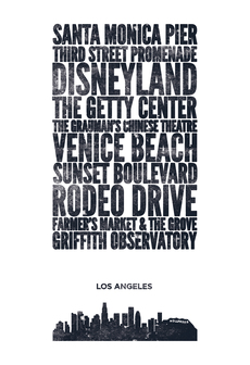 Cityprint: Los Angeles