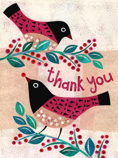 Thankful Birds