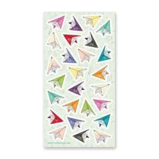 Zodiac Paper Planes Stickers