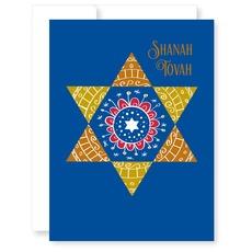 Rosh Hashana Star