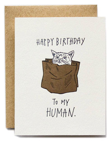 Happy Birthday To My Human