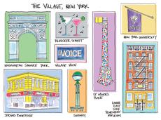 The Village - New York