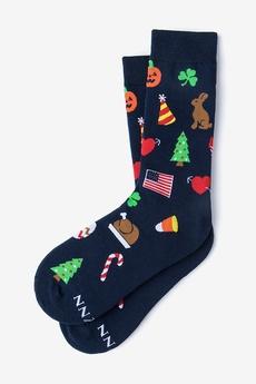 Celebrate Everything Socks