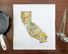 Doodle: California Towel