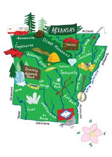 Hello: Arkansas