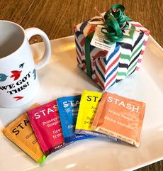 Ready-to-Gift Fruity Tea Sampler