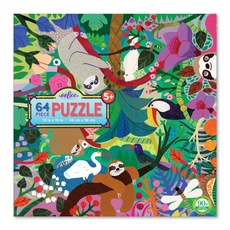 Sloths At Play Kid's 64pc Puzzle
