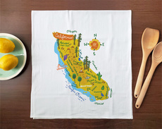 Hello: California Towel