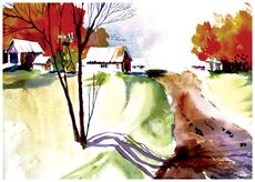 Farm at Fall