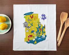 Hello: Rhode Island Towel