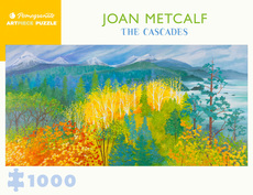Joan Metcalf The Cascades Puzzle - 1000pc