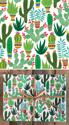 Sedona Cactus Wrap
