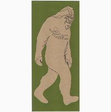 Unbelievable Bigfoot Card
