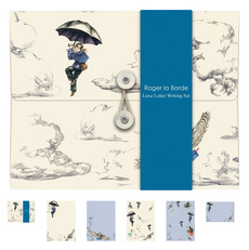Mondoodle Umbrella & Own Letter Writing Set