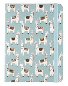 Llovely Llamas Medium Hardcover Journal
