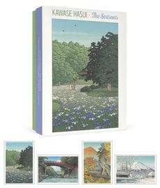Kawase Seasons Assorted Boxed Notecards