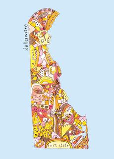 Doodle: Delaware