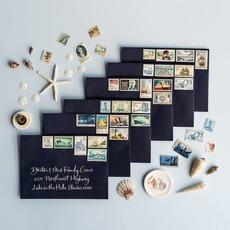Set Sail Vintage Stamp Collection