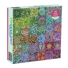 Succulent Spectrum Puzzle - 500pc
