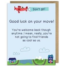 Cool Neighbors Card