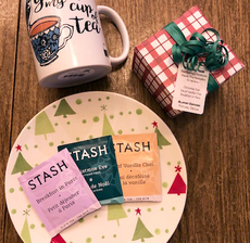 Ready-to-Gift Holiday Tea Sampler