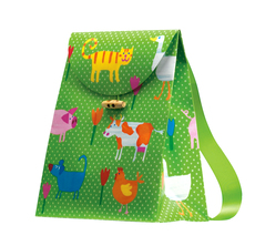 Farm Animals Backpack Gift Bag