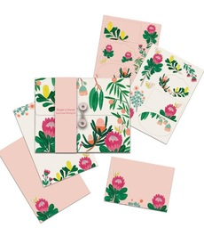 Jungle Protea Letter Set