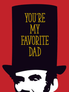 Favorite Dad Lincoln