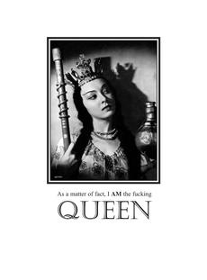F*cking Queen