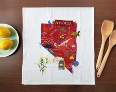 Hello: Nevada Towel