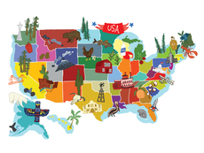 Hello: USA