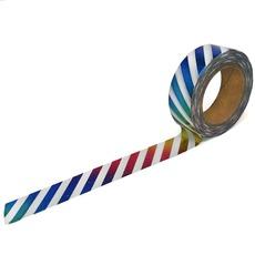 Rainbow Stripe Washi Tape