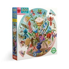 Bug Bouquet Puzzle - 500pc