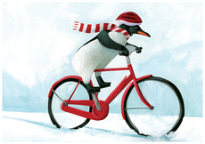 Penguin Bike