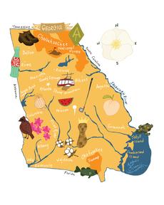 Hello: Georgia
