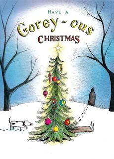 Goreyous Christmas