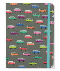 Microbus Medium Hardcover Journal